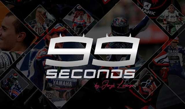 99seconds Jorge Lorenzo